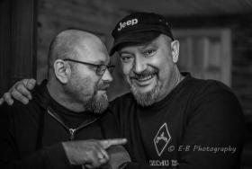 BLACK PISTONS mc POLAND and WOLNY WYDECH mc POLAND - PATCH OVER PARTY